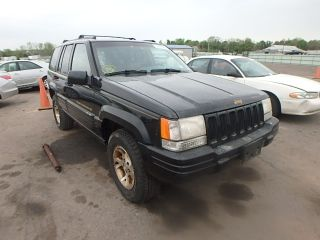 Jeep Grand Cherokee Limited Edition 1996