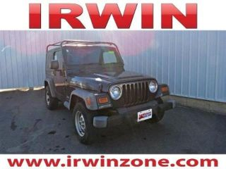 Used 2005 Jeep Wrangler Sport RHD in Laconia, New Hampshire