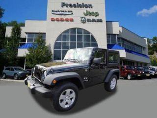Jeep Wrangler X 2009