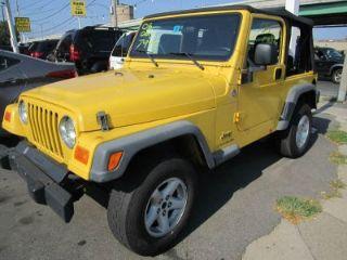 Used 2006 Jeep Wrangler SE in Somerville, Massachusetts