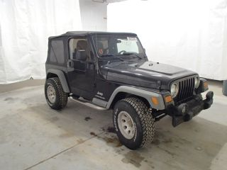 Jeep Wrangler SE 2006