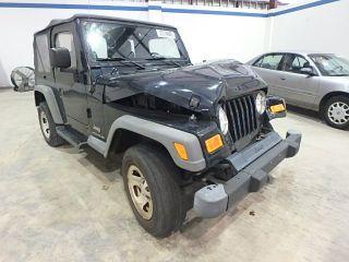 Jeep Wrangler SE 2005