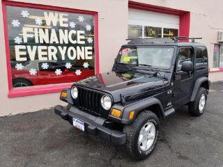 Used 2005 Jeep Wrangler X in Ashland, Massachusetts