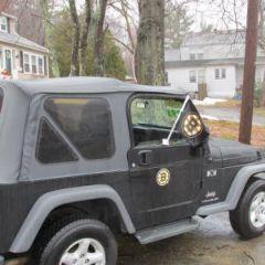 Used 2005 Jeep Wrangler X in Weymouth, Massachusetts