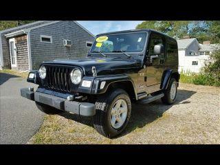 Used 2005 Jeep Wrangler X in West Bridgewater, Massachusetts
