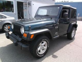 Used 2005 Jeep Wrangler X in Bridgewater, Massachusetts