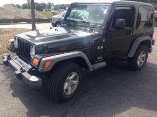 Used 2005 Jeep Wrangler X in Norwood, Massachusetts