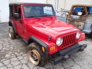 Jeep Wrangler X 2006