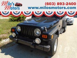 Used 2006 Jeep Wrangler in Salem, New Hampshire