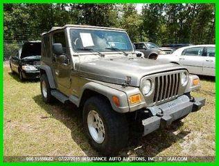 Jeep Wrangler Sport 2005