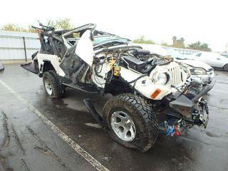 Used 2005 Jeep Wrangler Sport in Fresno, California