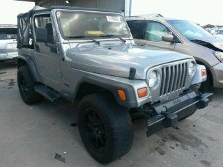 Jeep Wrangler Sport 2002
