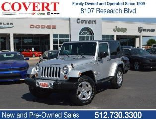 Used 2009 Jeep Wrangler Sahara in Austin, Texas