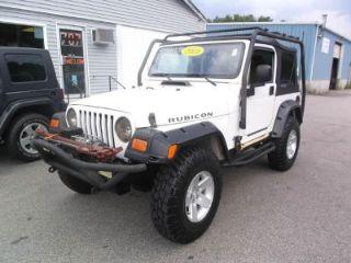 Used 2005 Jeep Wrangler Rubicon in Bridgewater, Massachusetts