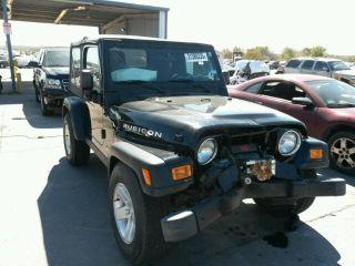 Jeep Wrangler Rubicon 2005