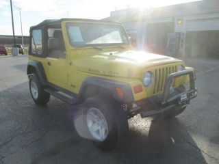 Jeep Wrangler Rubicon 2005