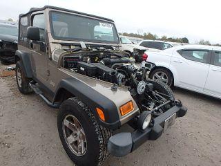 Jeep Wrangler Rubicon 2006