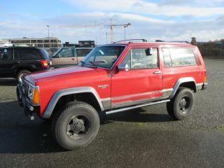 Used 1991 Jeep Cherokee Laredo in Oak Harbor, Washington