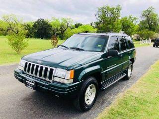 1998 Jeep Grand Cherokee Laredo >> Used 1998 Jeep Grand Cherokee Laredo In San Antonio Texas