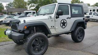 Jeep Wrangler X RHD 2008