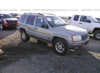 Jeep Grand Cherokee Limited Edition 2000