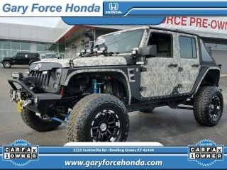 Used 2008 Jeep Wrangler X In Bowling Green Kentucky