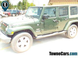 Jeep Wrangler Sahara 2007