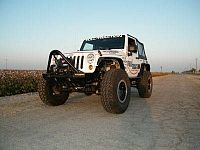 Used 2007 Jeep Wrangler Rubicon in Bakersfield, California