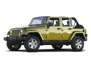 Jeep Wrangler Rubicon 2008