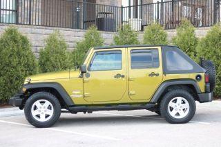 Used 2007 Jeep Wrangler Sahara in Noblesville, Indiana