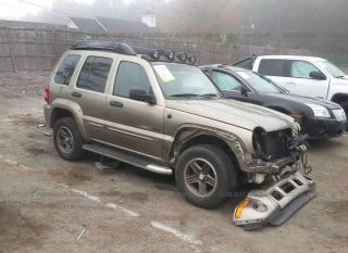 Jeep Liberty Renegade 2003
