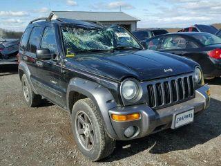 Jeep Liberty Sport 2003
