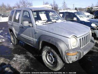 Jeep Liberty Sport 2002