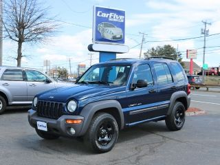 Used 2003 Jeep Liberty Sport in Salem, Massachusetts