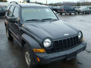 Jeep Liberty Sport 2006