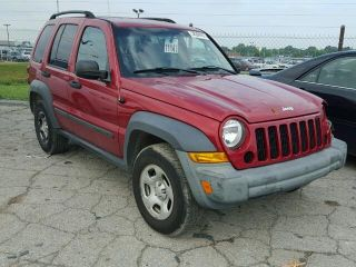 Used 2006 Jeep Liberty Sport in Indianapolis, Indiana