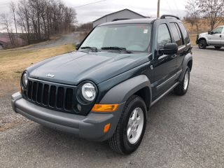 Used 2005 Jeep Liberty Sport in Cobleskill, New York