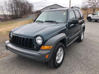 2005 Jeep Liberty Sport