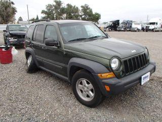 Jeep Liberty Sport 2007