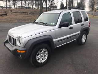 2003 Jeep Liberty Sport >> Used 2003 Jeep Liberty Sport In Pottsville Pennsylvania
