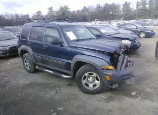 Used 2007 Jeep Liberty Sport in Schenectady, New York