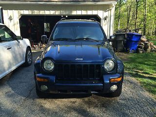 Jeep Liberty Limited Edition 2003