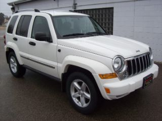Jeep Liberty Limited Edition 2007