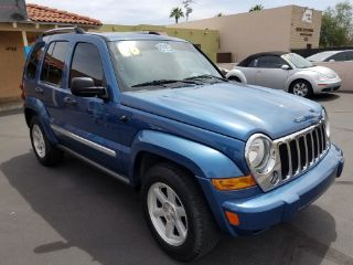 Used 2006 Jeep Liberty Limited Edition in Phoenix, Arizona