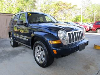 Jeep Liberty Limited Edition 2005