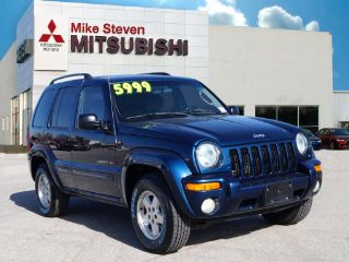 Used 2003 Jeep Liberty Limited Edition in Wichita, Kansas