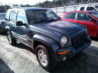 Jeep Liberty Limited Edition 2002