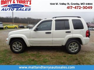 Jeep Liberty Limited Edition 2004