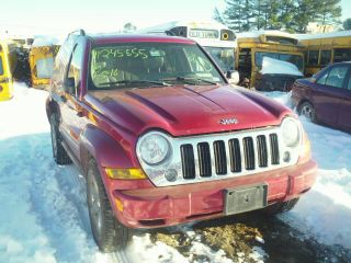 Jeep Liberty Limited Edition 2006