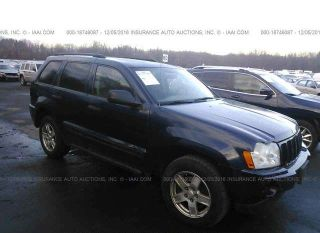 Jeep Grand Cherokee Laredo 2006